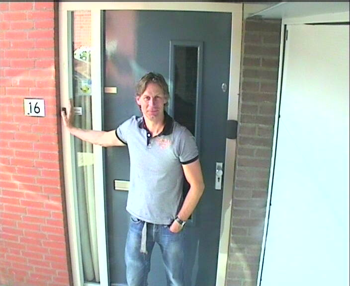 Z-wave deurbel foto binaire sensor