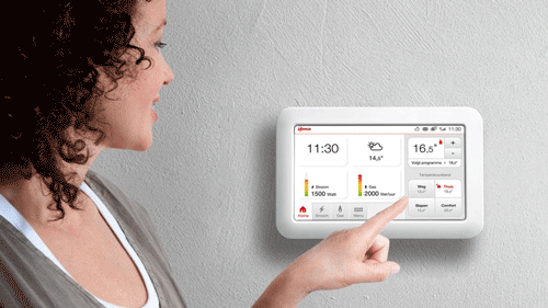 Eneco Toon slimme Z-wave thermostaat