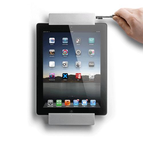 Sdock iPad Air muurbeugel met lightning oplader