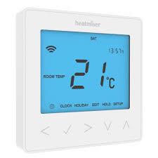 Heatmiser Thermostat API